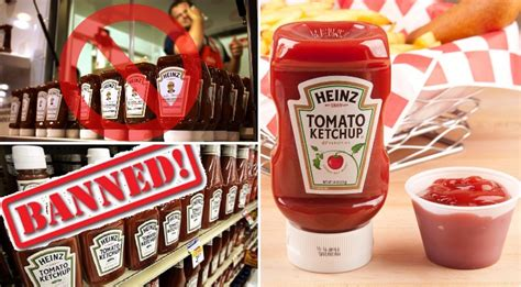6 Scientific Reasons Why You Should Never Put Heinz ...