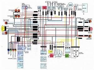 Wiring Harness Diagram 05 Honda Cbr1000rr