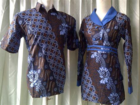 Baju Modifikasi Batik by Batik Sarimbit Batik Sarimbit Modern Kode Sarimbit