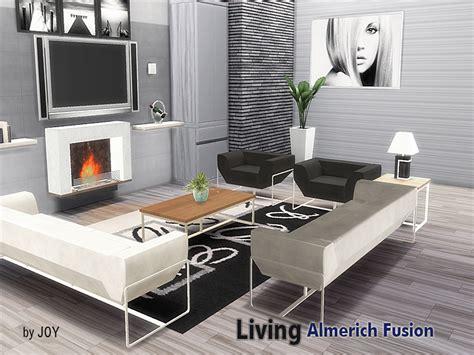 Modern Livingroom Sets by S Living Almerich Fusion