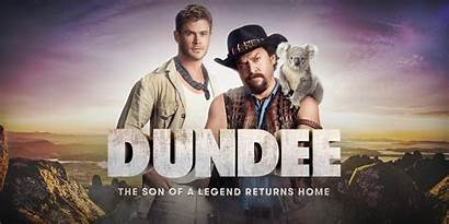 Dundee Crocodile Australia Super Fake Reboot Chris