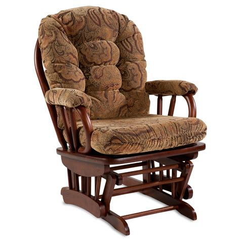 rocker glider recliner with ottoman classic glider rocker ottoman made in usa sturbridge