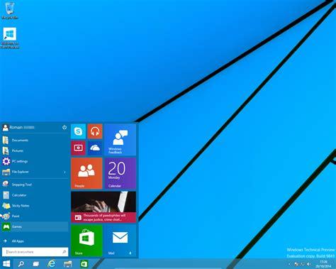 windows 8 bureau classique windows 10 les nouveautés et comment le télécharger