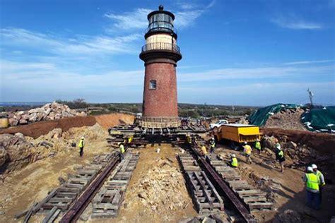 moving  lighthouse  big deal jlc  historic