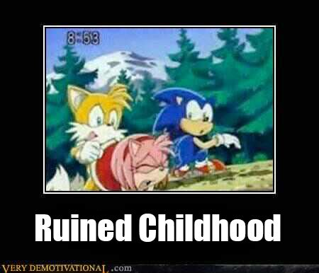 Ruined Childhood Meme - image 465783 ruined childhood know your meme