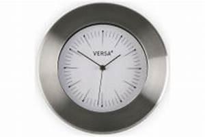 Horloge Murale Grise : horloge murale design d form e pendule r veil tableau horloge page 2 ~ Teatrodelosmanantiales.com Idées de Décoration
