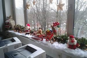 Fenster Weihnachtlich Gestalten : b ro dekorieren ideen m belideen ~ Lizthompson.info Haus und Dekorationen