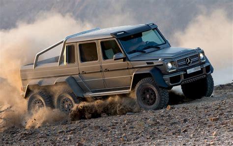 Mercedes G63 Amg 6x6 Mega