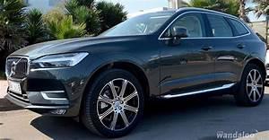 Nouveau Volvo Xc60 : nouveau volvo xc60 lancement au maroc ~ Medecine-chirurgie-esthetiques.com Avis de Voitures