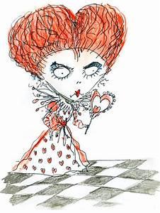 Alice In Wonderland: Tim Burton's Illustrations. | The ...