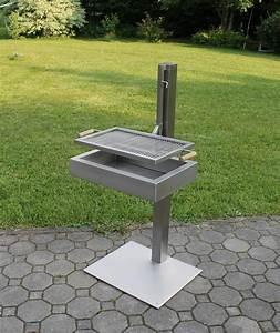 Holz Kohle Grill : designer grill veikin design style ~ Yasmunasinghe.com Haus und Dekorationen