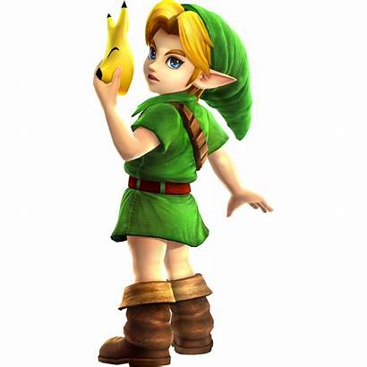 Link Young Enfant Hw Zelda Legend Hyrule