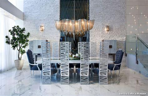 lustre salle a manger with classique salle 192 manger d 233 coration de la maison et des id 233 es de