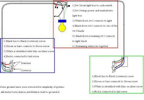 Basic Help Information Wiring Three Way Switch