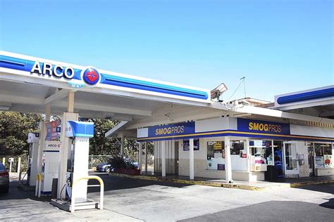 arco  reviews gas stations  washington st daly