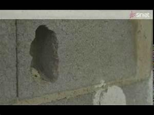 Reboucher Trou Mur Placo : comment reboucher un trou dans un mur avec gecko youtube ~ Melissatoandfro.com Idées de Décoration