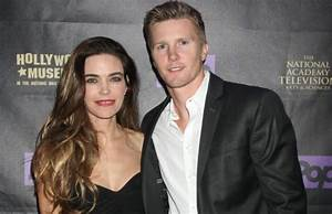 Young And The Restless Real Life Couple Amelia Heinle And ...