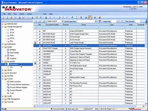 aras innovator document management essig plm inc With engineering document management software