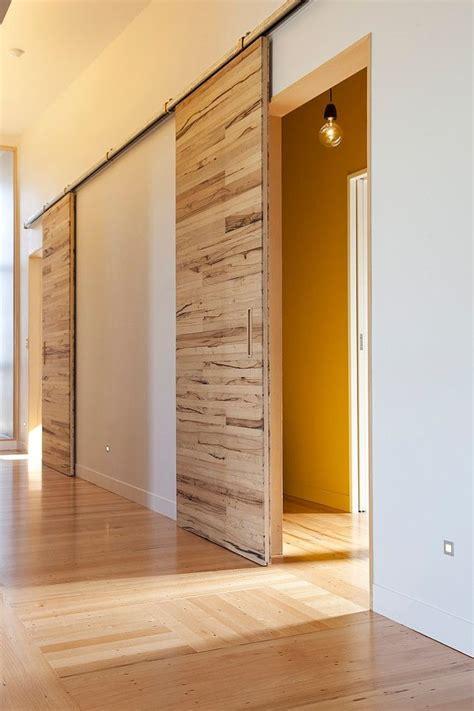 sliding barn style doors davy house  creative arch