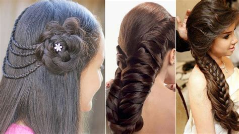 easy party hairstyle  girls hairstyles  long hair