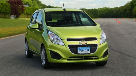 Review Chevrolet Spark by 2014 Chevrolet Spark Review Consumer Reports