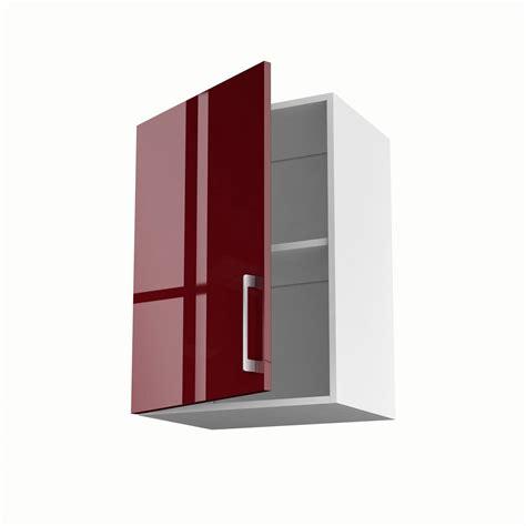 porte meuble cuisine leroy merlin meuble de cuisine haut 1 porte griotte h 70 x l 50 x