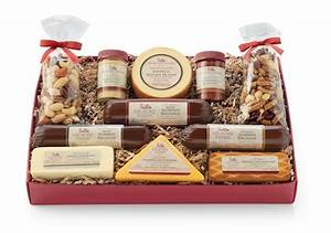 Hickory Farms Reserve Products Charitable Giving