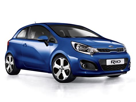 KIA Car : Kia Rio 3 Doors Specs & Photos