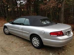 Purchase Used 2004 Chrysler Sebring Convertible 2
