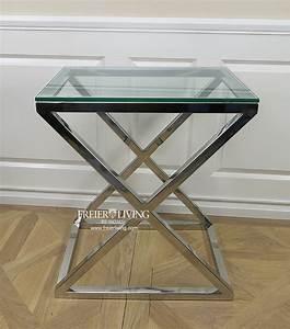 Beistelltisch Rund Glas : beistelltisch holz und glas ~ Indierocktalk.com Haus und Dekorationen