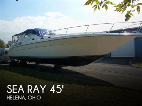 Sea Ray Boats New Hshire by 1996 Sea Ray Boat Boats For Sale