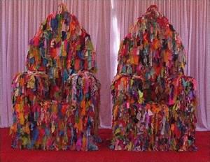 Objets Récupérés Et Transformés : saris plastiques et objets transform s ~ Melissatoandfro.com Idées de Décoration