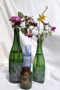 extraordinary vase craft  recycled glass favecraftscom