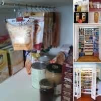 kitchen storage hacks 15 smart pantry storage and organization hacks 3149