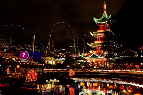giardini di tivoli tivoli gardens visitare il parco divertimenti di