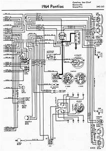 Wiring Diagrams Of 1964 Pontiac Catalina Star Chief