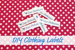 17 best images about how to make a label on pinterest With how to make homemade clothing labels
