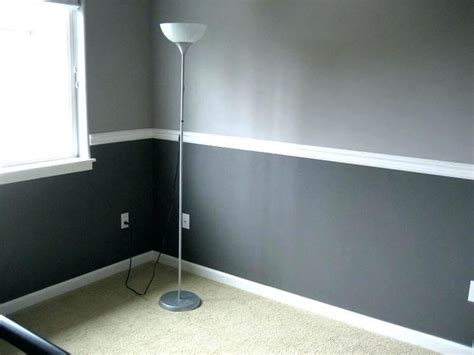 Bare walls are sad walls. Image result for baseboard dividing middle of wall boy ...