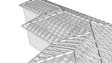 Hip And Valley Roof Construction by Hip And Valley Roof 3d Warehouse