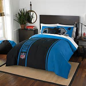 nfl carolina panthers bedding bed bath beyond