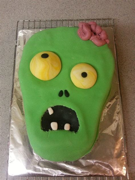 ideas  zombie cakes  pinterest plants