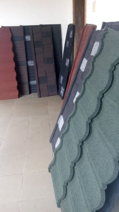 anti rust stone coated step tiles roofing sheets roof
