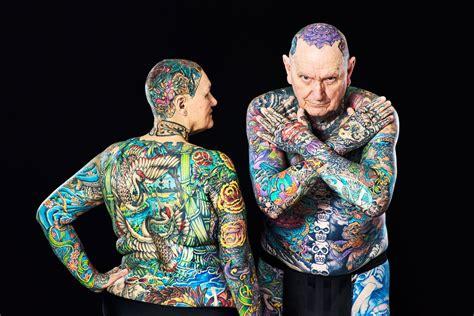 les seniors les  tatoues