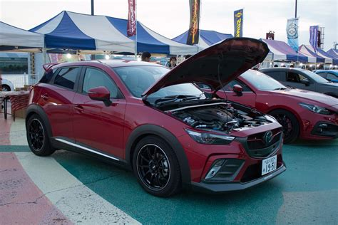 Mazda Cx3 Modification by Modified Cx 3 From Japan