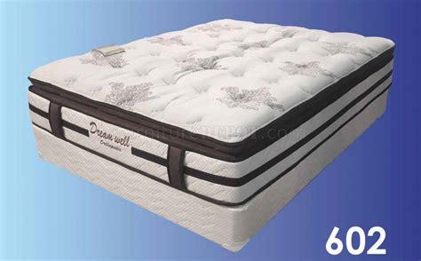 pc  orthopedic pillow top  mattress  dreamwell