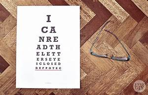 i can read the letters eyes closed i try diy