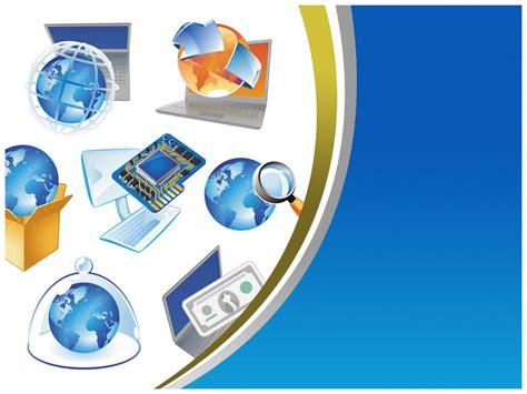 computer network powerpoint template