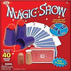 40 Trick Kid's Magic Kit Kids Magic Kits By Ideal®