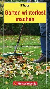 Pflanzen Winterfest Machen : garten winterfest machen 5 tipps selbst ist der mann ~ A.2002-acura-tl-radio.info Haus und Dekorationen