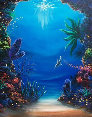 Underwater Paintings  Google Search Prismacolor
